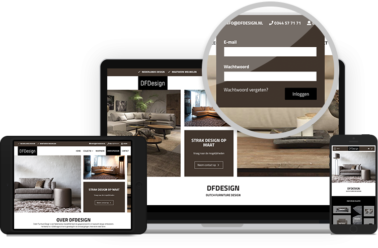 DFDesign website